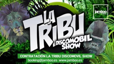 <b> LA TRIBU DISCOMÓBIL SHOW</b> <br> (Carnaval de Cunit)