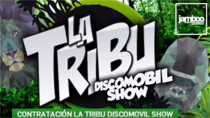 <b> LA TRIBU PARTY SHOW</b> <br> (Festa Major de Falset)