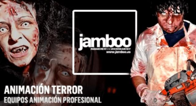 <b>Animación Terror </b> <br> (Halloween 2017)