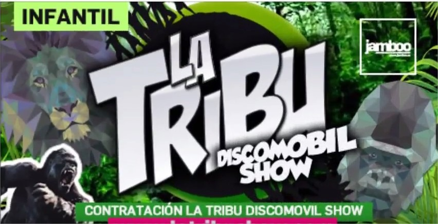 <b> LA TRIBU INFANTIL DISCOMÓBIL SHOW</b> <br> (Carnaval de el Catllar)
