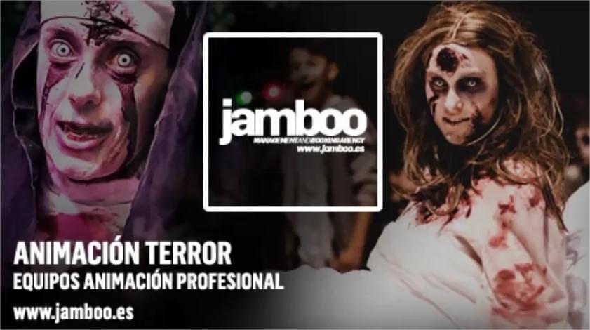 <b>Animación Terror </b> <br> (Halloween Terror Discotecas)
